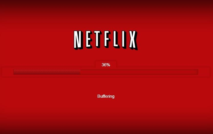Netflix Buffering