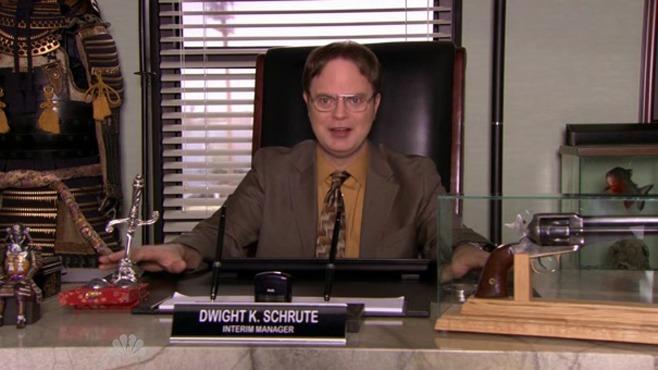 Rainn Wilson in The Office   NBC