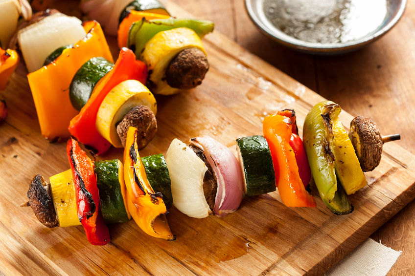 Organic Grilled Vegetable