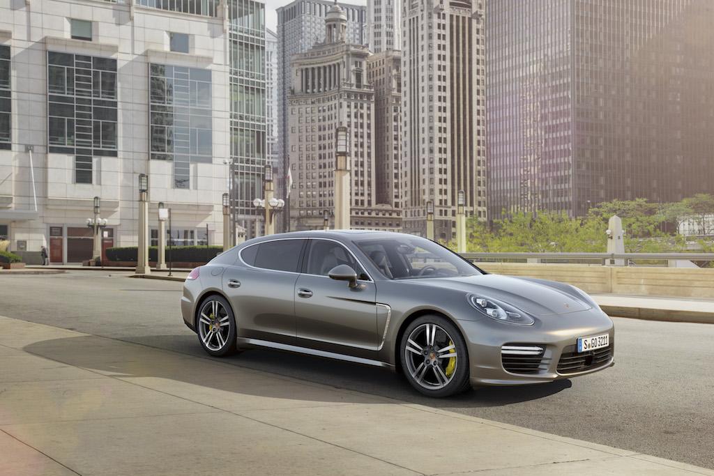 Porsche Panamera S Executive