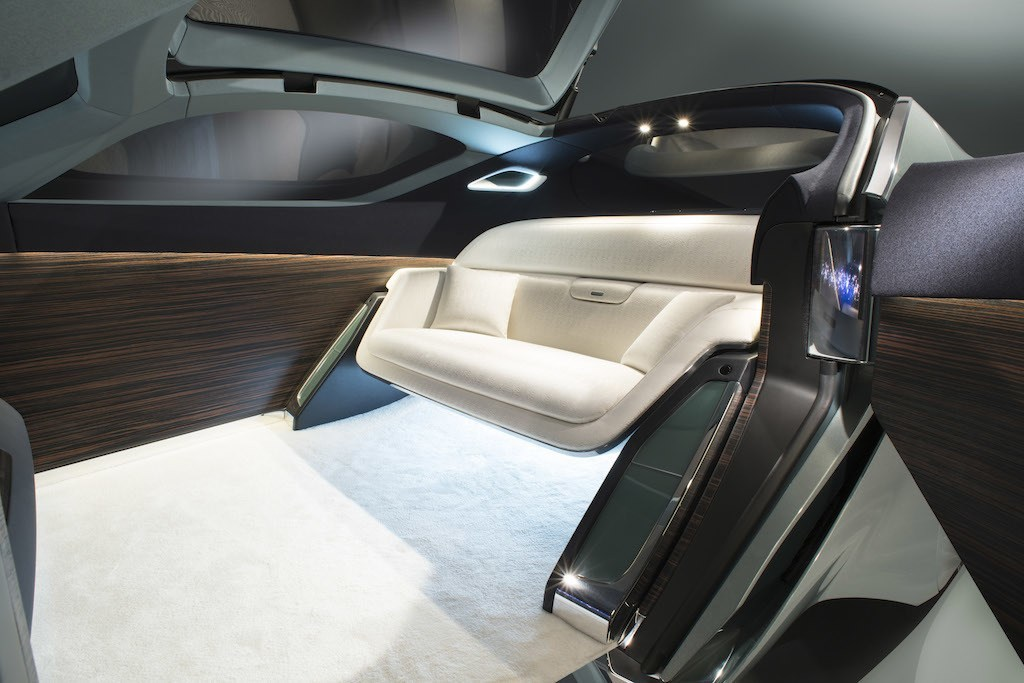 Rolls-Royce EX103 Vision Next 100 interior