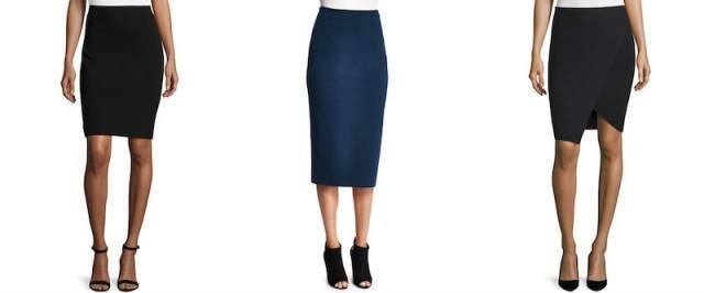 Pencil skirts - day-to-night essentials