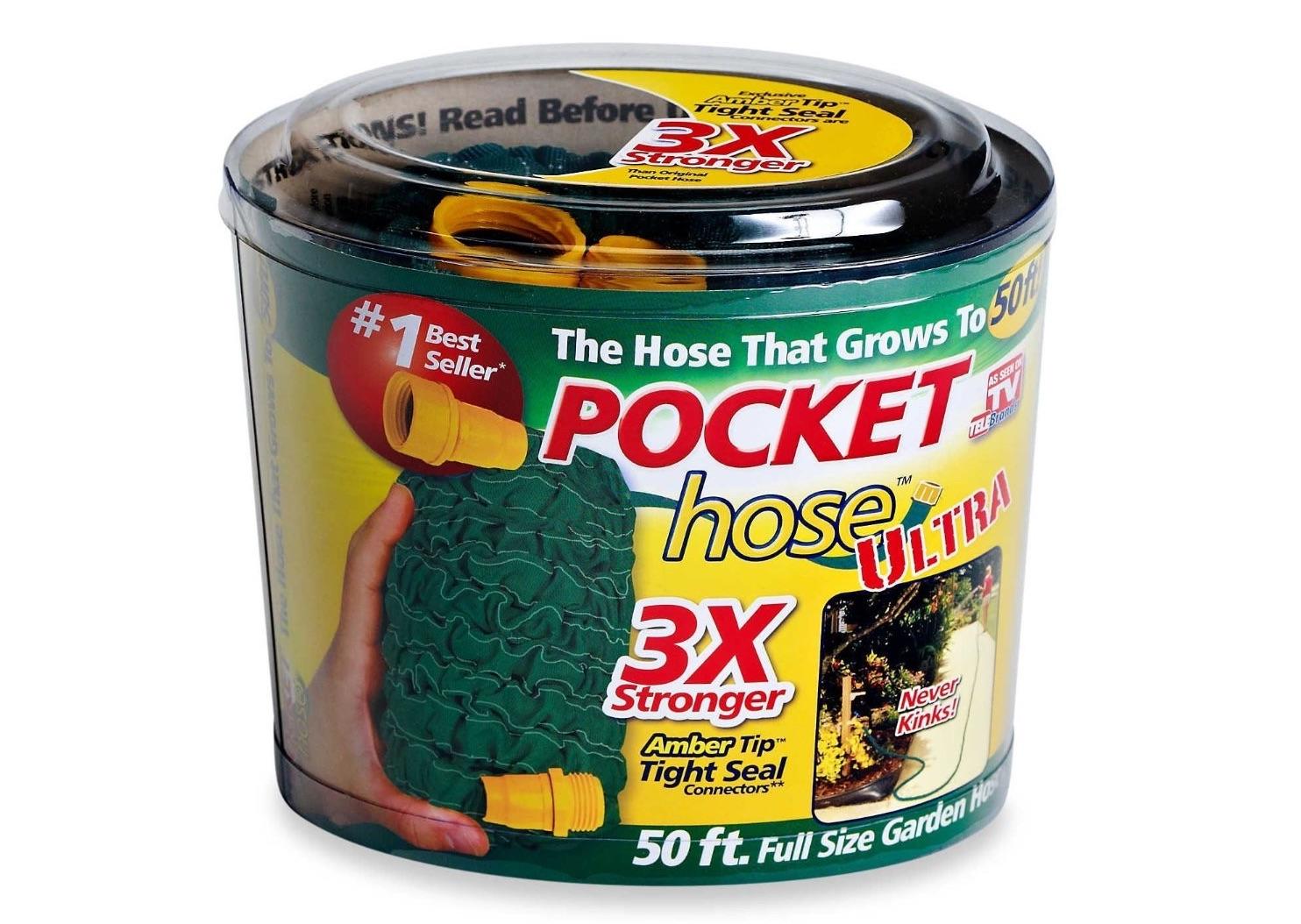 pocket hose