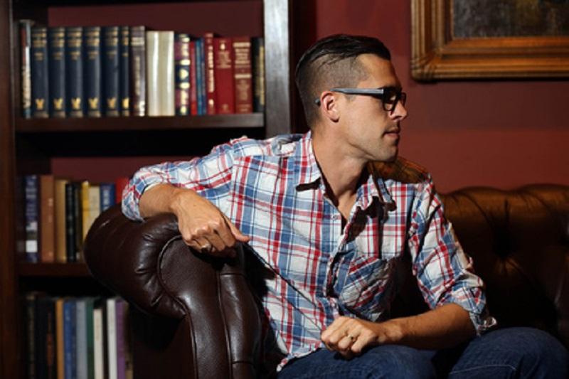 Author Ryan Holiday
