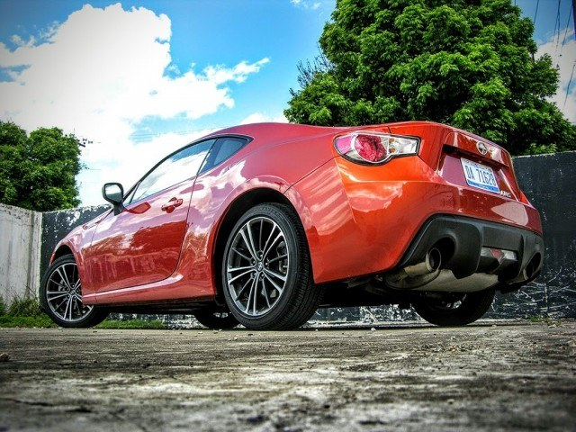 Scion FR-S wheels