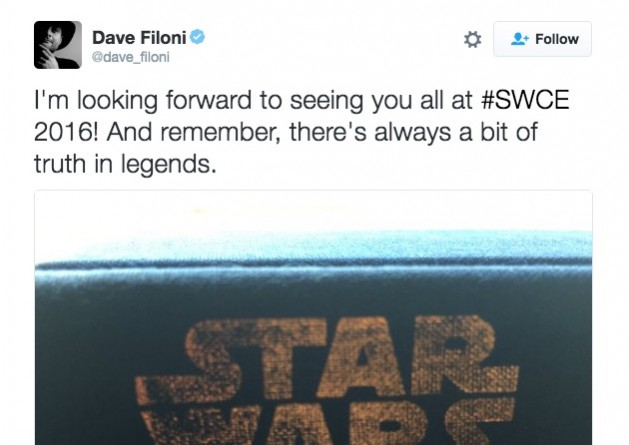 Star Wars Rebels showrunner Dave Filoni tweets about Legends