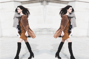 The 6 Best Ways to Wear Knee High Boots