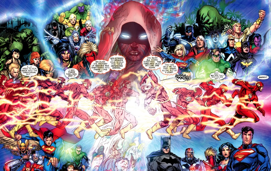 The Flash - Flashpoint Comics, DC
