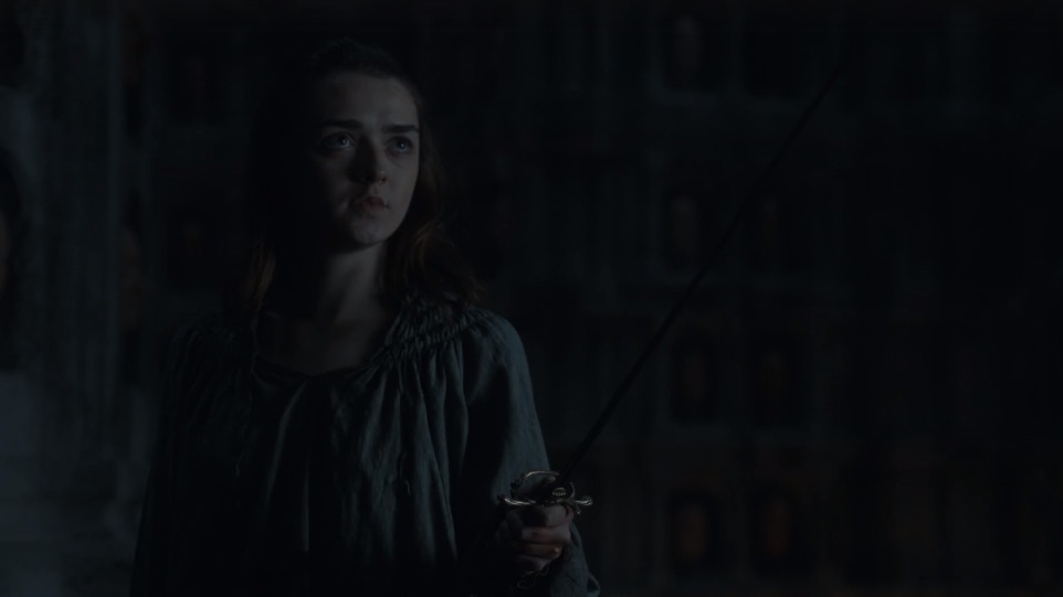 Arya Stark - Game of Thrones, Season 6