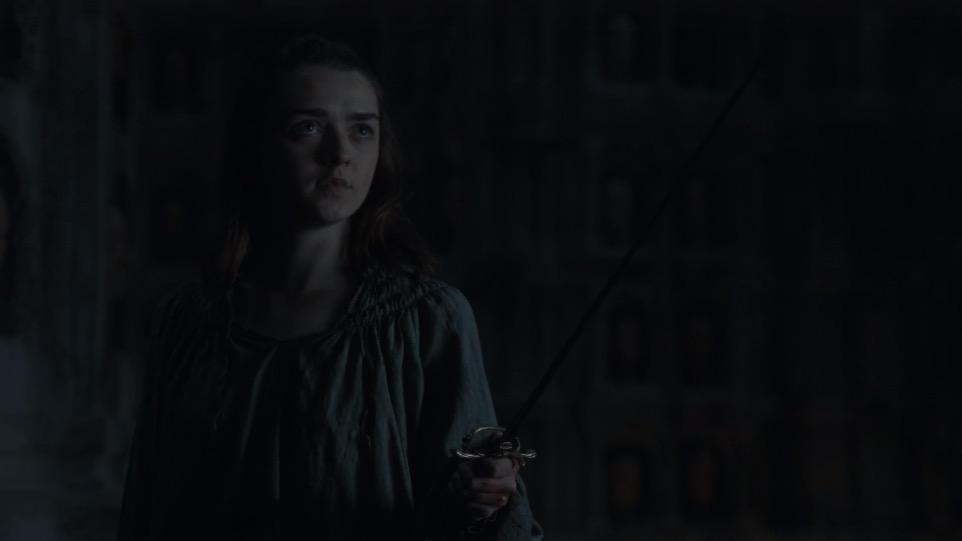 Arya Stark - Game of Thrones, Season 6