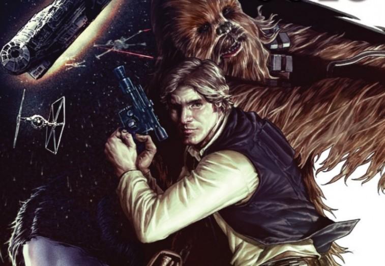 Han Solo Comic Book - Marvel