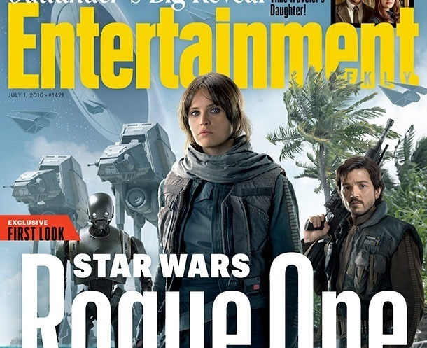 Rogue One - Entertainment Weekly