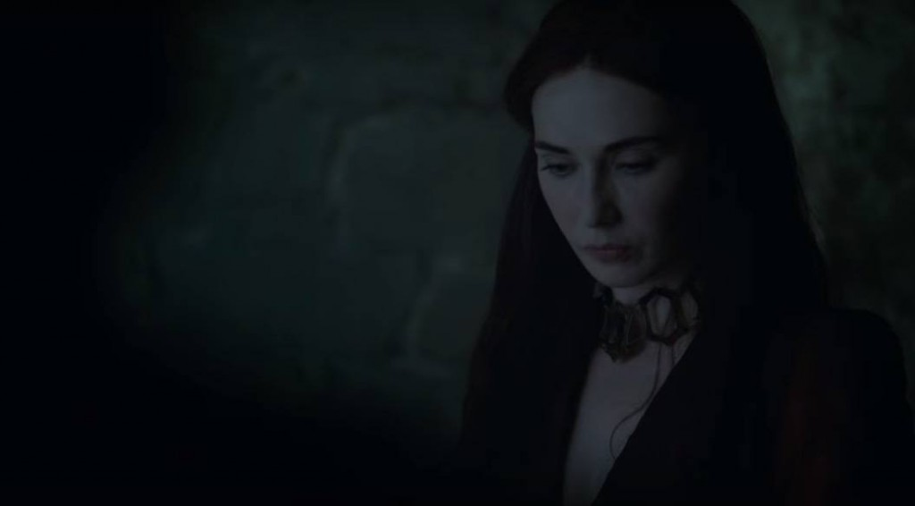 Melisandre - Game of Thrones, HBO