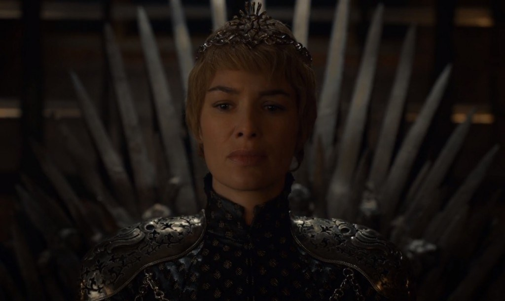 Cersei Lannister - Game of Thrones Season 6 Finale