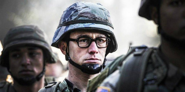 Joseph Gordon-Levitt in 'Snowden'