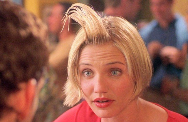 Cameron Diaz in 'There's Something About Mary'.