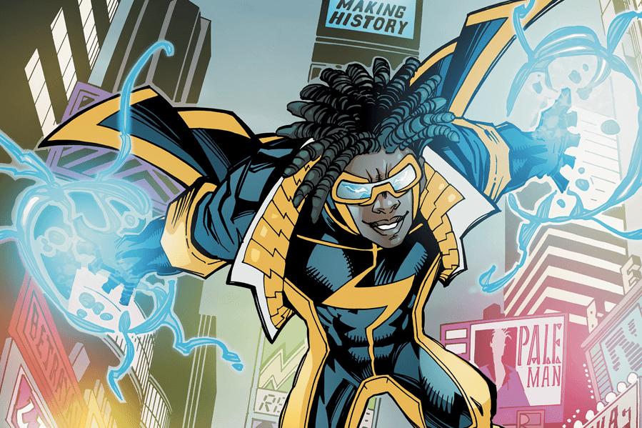 Static Shock - DC Comics