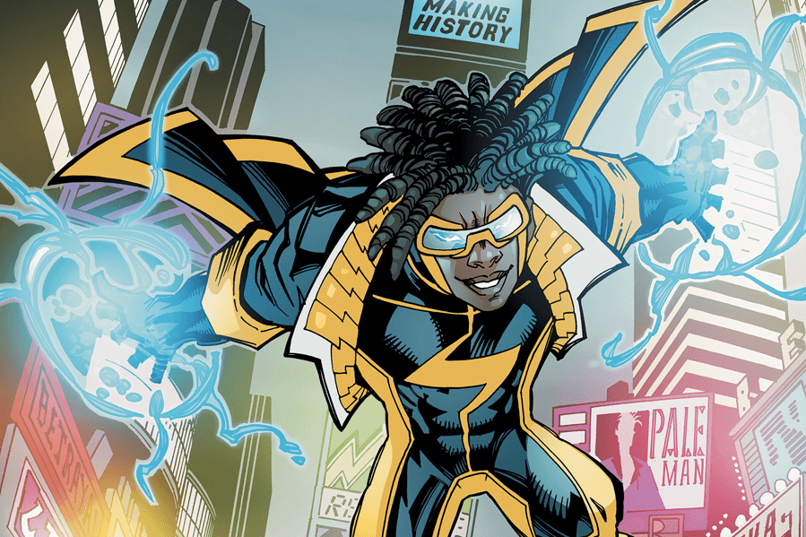 Static Shock - DC Comics