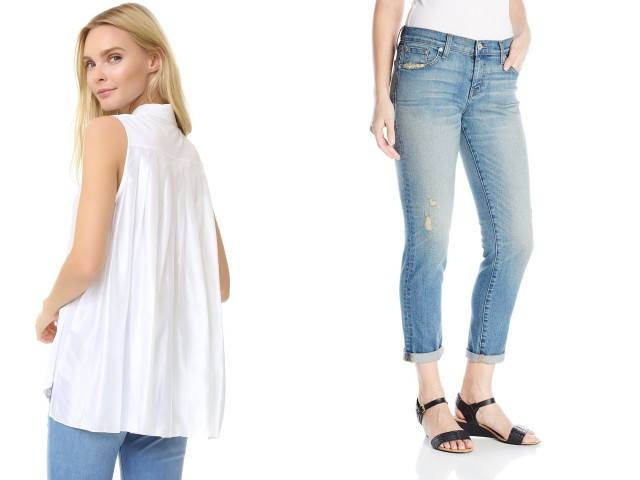 Summer outfits from Amazon no. 1
