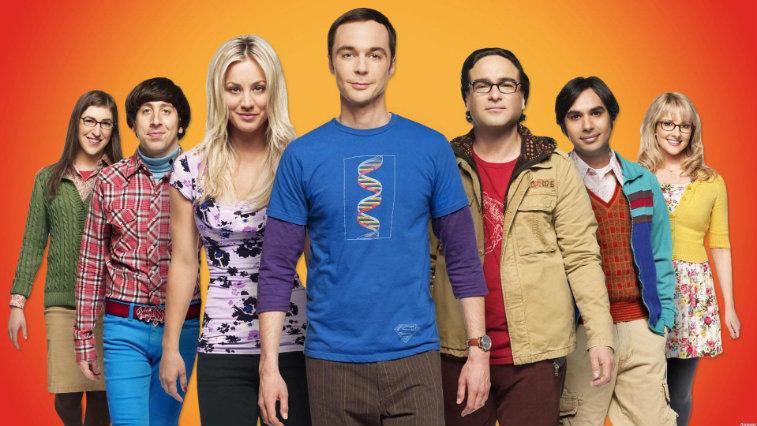 The Big Bang Theory promotional image