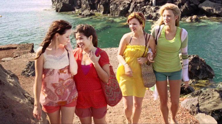 The Sisterhood of the Traveling Pants 2