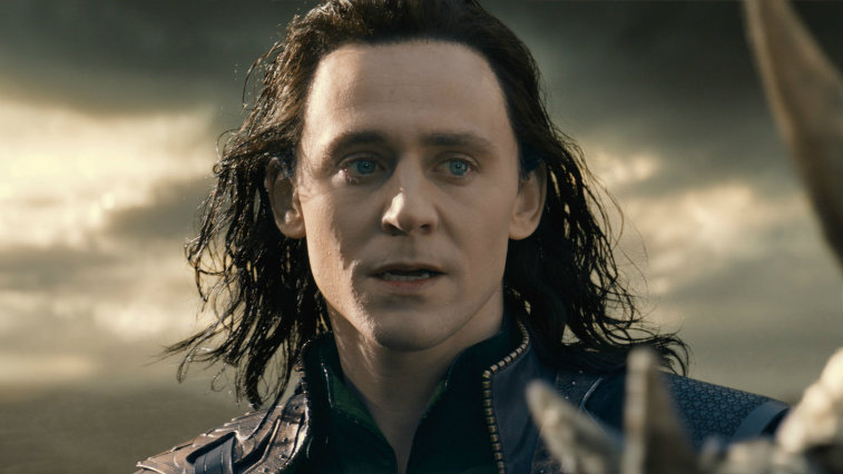 Tom Hiddleston in Thor The Dark World