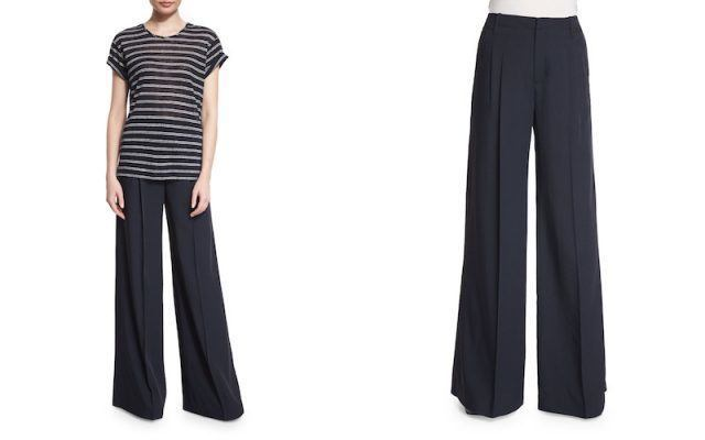 Vince wide-leg trousers
