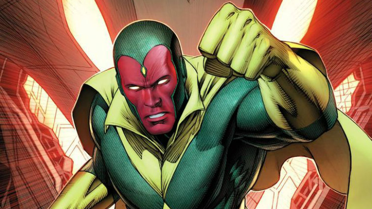 Vision in Marvel Comics