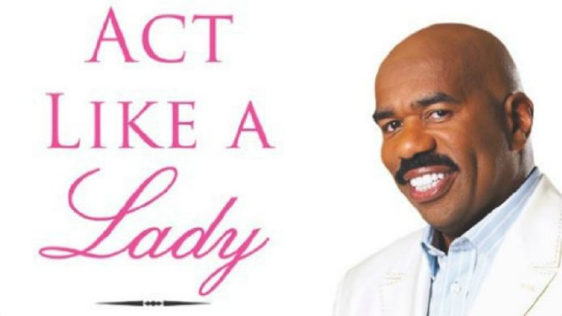 Man Cave With Steve Harvey : Things you didn t know about steve harvey