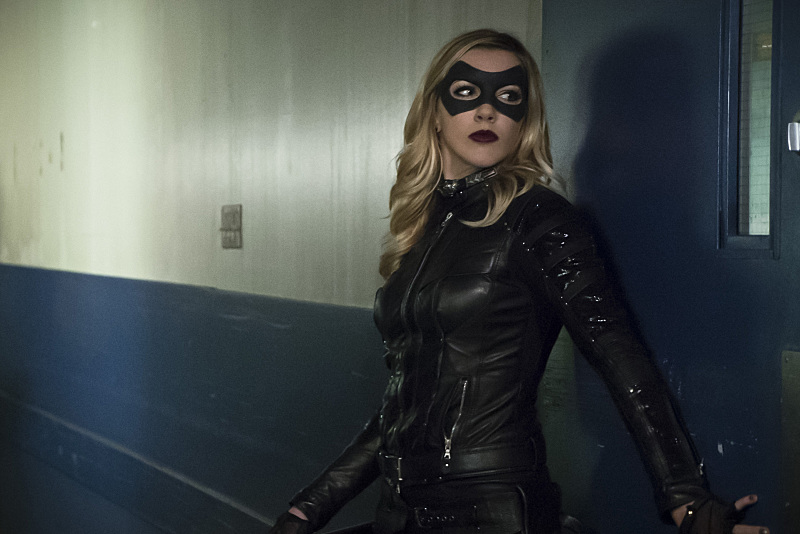 Black Canary (Laurel Lance) - Arrow