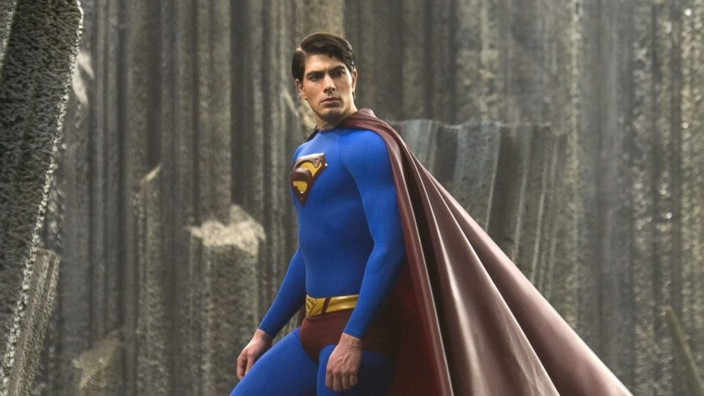 Brandon Routh in Superman Returns