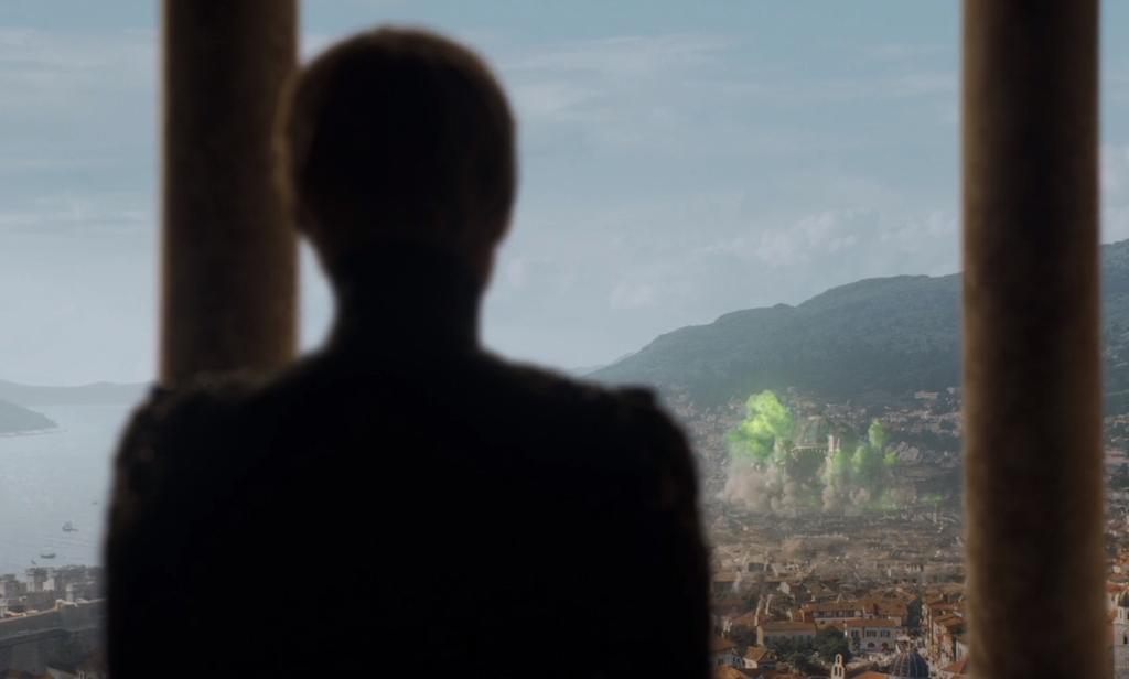 Cersei Lannister Season 6 Game of Thrones