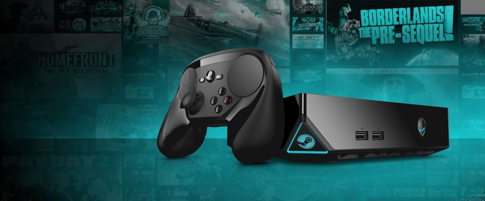 Alienware Steam Machine | Source: Dell.com