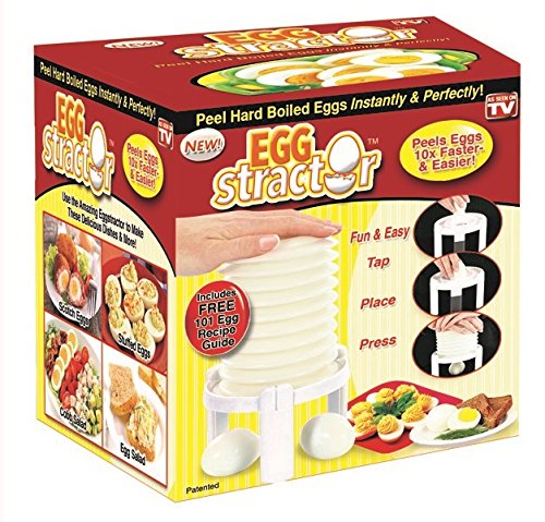 Eggstractor as seen on tv product