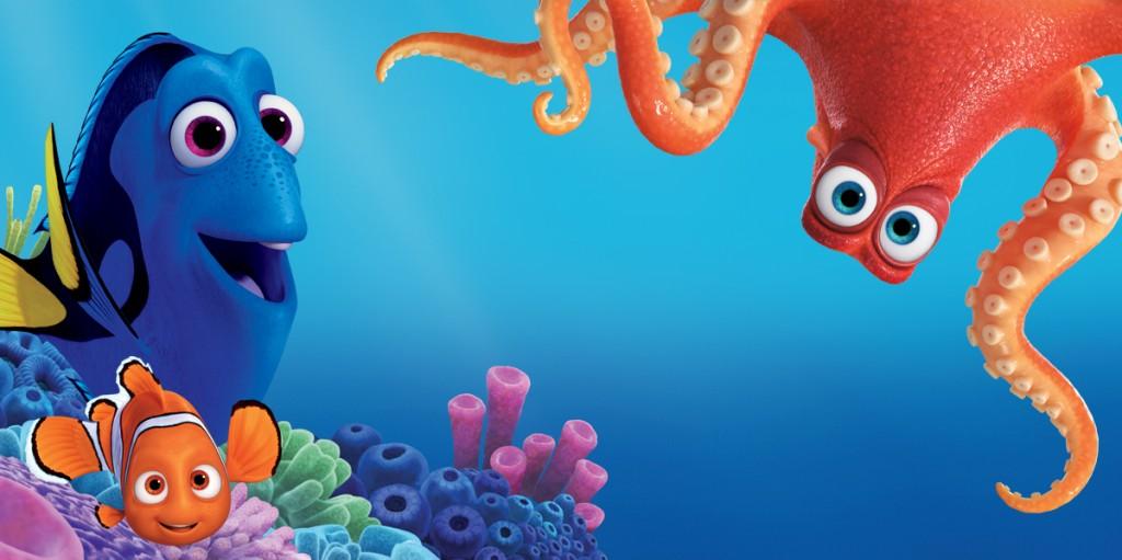 Finding Dory - Pixar Studios
