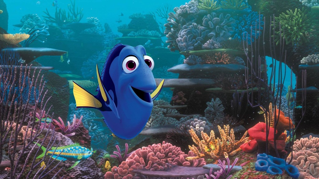 Finding Dory - Pixar