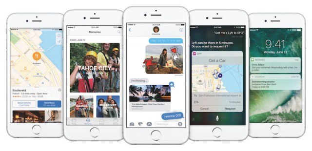New features that users will get with this year's iOS update