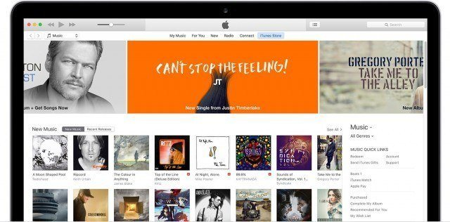 How to download and install an iTunes update