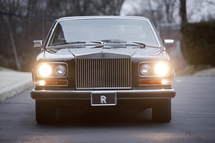 RollsRoyce Camargue The Once and Future Rolls