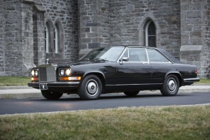 Rolls-Royce Camargue: The Once and Future Rolls