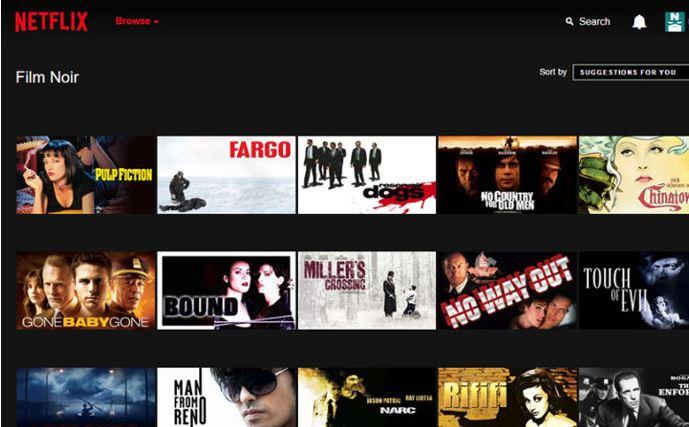 Netflix categories | Netflix