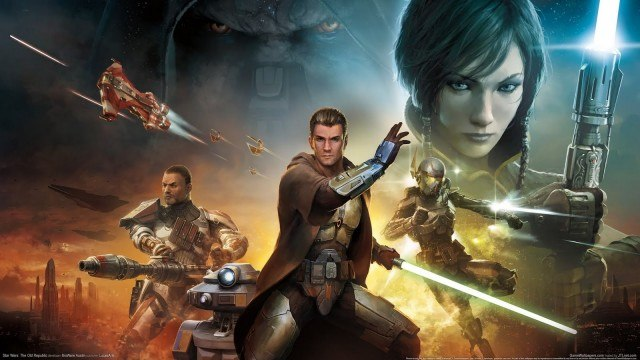 Star Wars: The Old Republic video game