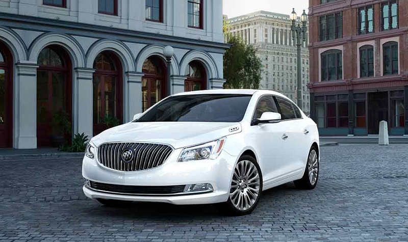 Buick LaCrosse, best value hybrids