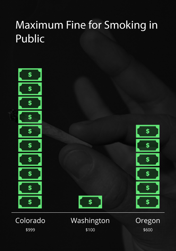 fines from smoking in public