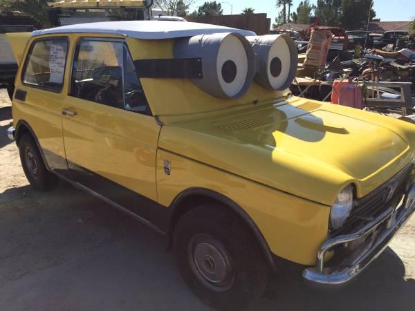 minion car