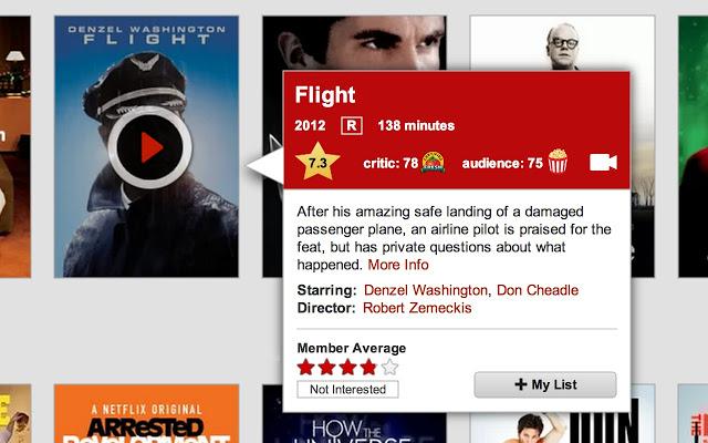 Netflix Enhancement