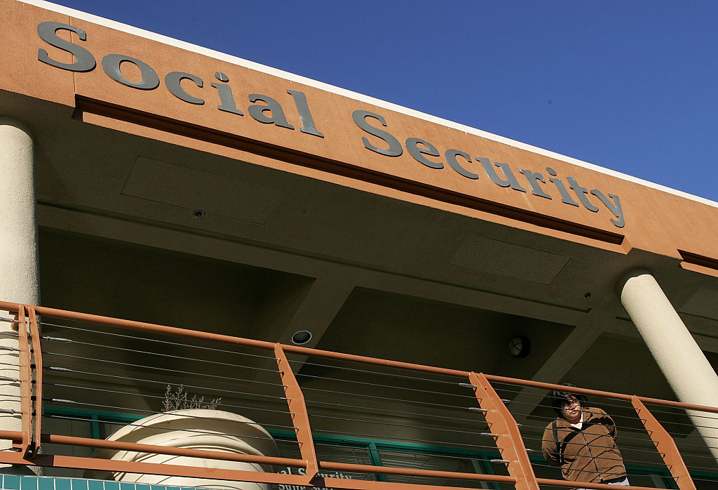 social security building