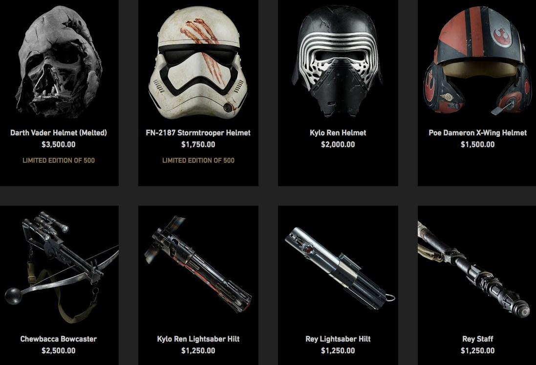 Star Wars Props - The Force Awakens