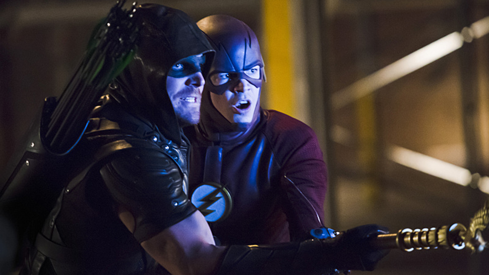 The Flash / Arrow Crossover - The CW