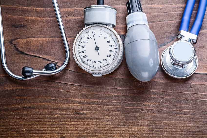 elements of blood pressure